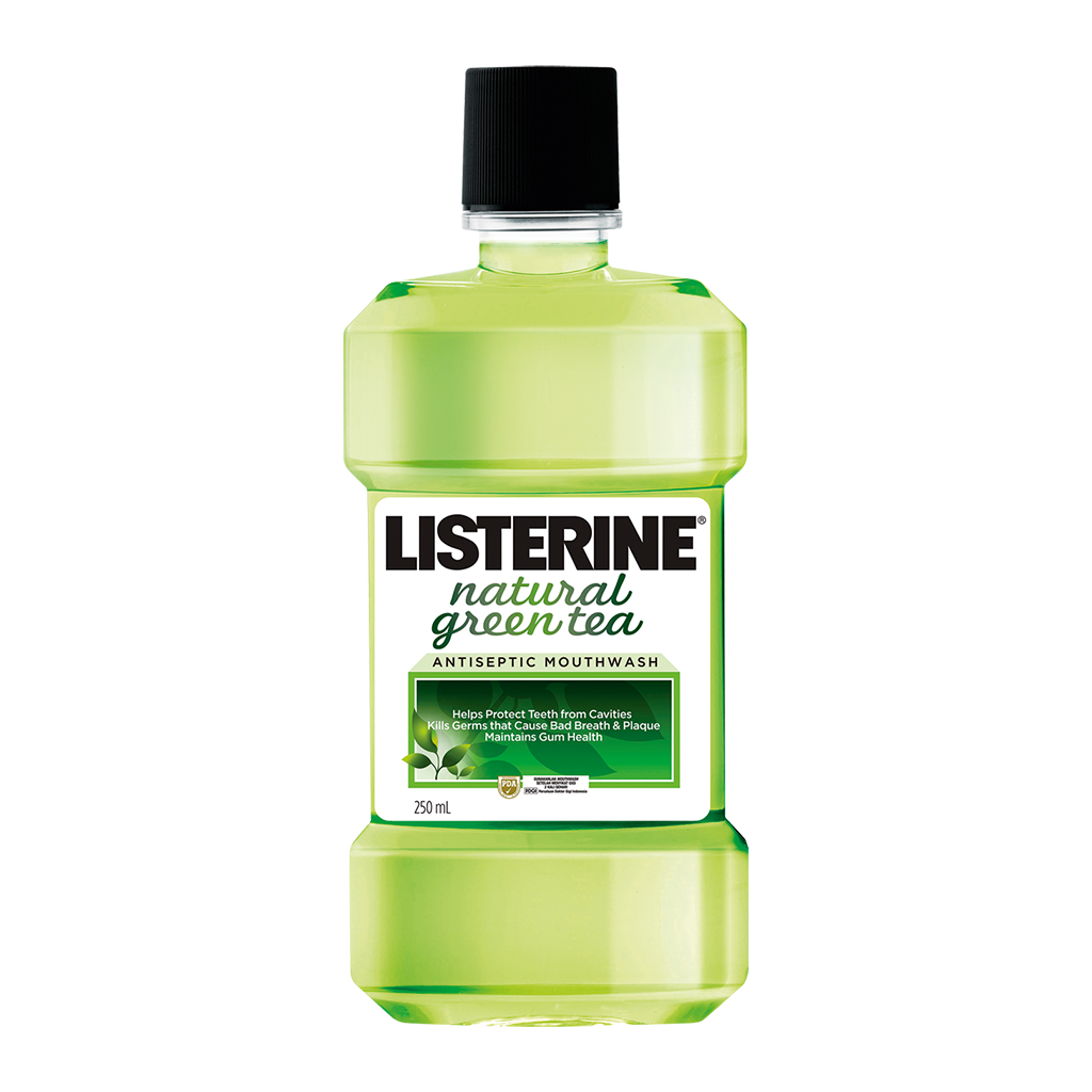 listerine natural green tea mouthwash listerine philippines